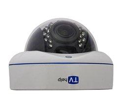 Купольная IP камера TVHelp LT13-I20DHVA2812