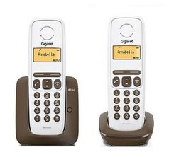 GIGASET A130 DUO Brown