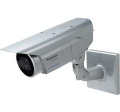 Уличная цилиндрическая(bullet) камера Panasonic WV-SPW611L