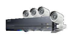 Комплект системы видеонаблюдения Samsung SDH-B73043