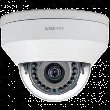 Уличная защищенная купольная IP камера Wisenet (Samsung) LNV-6010