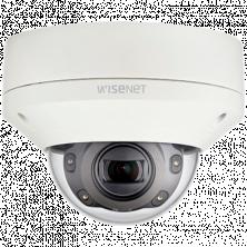 Уличная защищенная купольная IP камера Wisenet (Samsung) XNV-6080RS