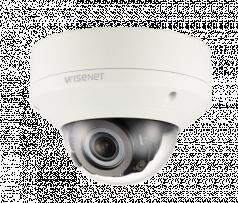 Уличная защищенная купольная IP камера Wisenet (Samsung) XNV-8080RS
